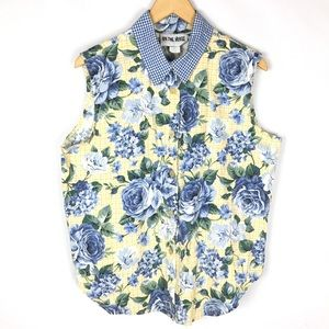 Vintage blouse tank top